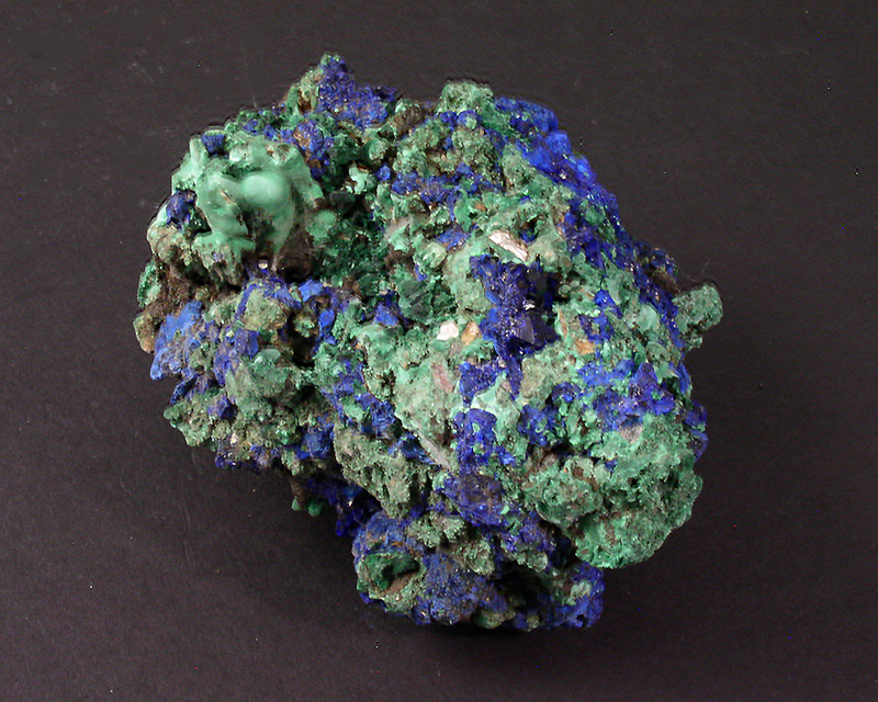 Mineral Specimens - Azurite, Liu Feng Shan Mine, An Hui Province, China