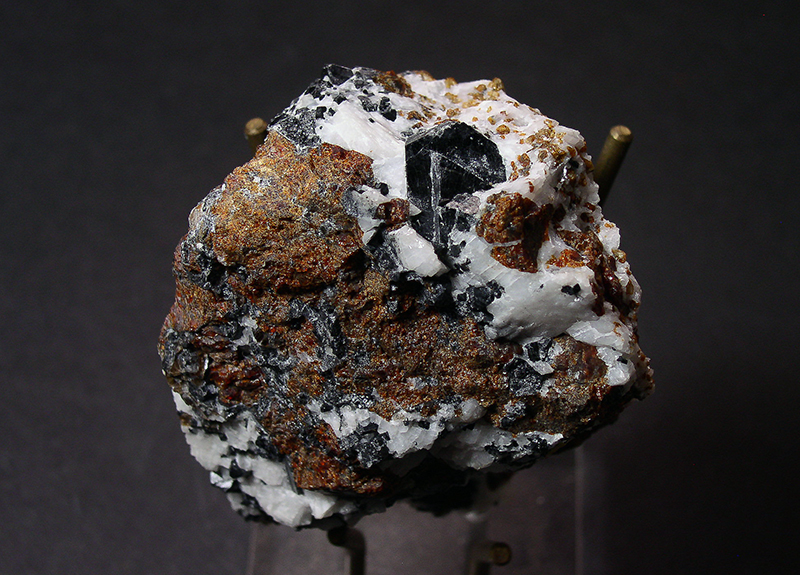 Mineral Specimens - Spinel, LimeCrest Quarry, Sparta, NJ