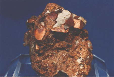 Mineral Specimens - Copper, Franklin, NJ